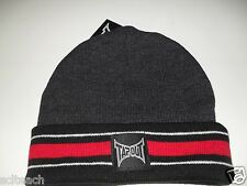 Brand New Official Tapout Beanie Licensed UFC Apparel Mens Hat Skull