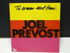JOEL PREVOST Tu es mon seul ami FBY378MUO2