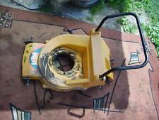 Grundgestell Gehäuse Höhenverstellung 4-Takt Rasenmäher Fleurelle Turbolux B431