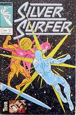 SILVER SURFER N.3 1989 MARVEL PLAY PRESS FUMETTO