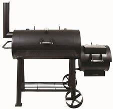 "Smoker Holzkohlegrill ""Huyana"" von El Fuego® Grill BBQ Grillwagen Barbecue"