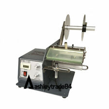 Automatic Label Dispenser Stripper Separating Machine Ftr 118c 220v