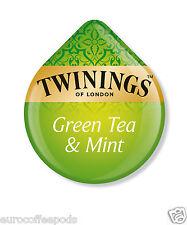 48 x Tassimo Twinings Green Tea T-disc Sold Loose