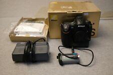 Nikon D4S - 52k Shutter - Excellent Condition w/ Original Box and Accessories
