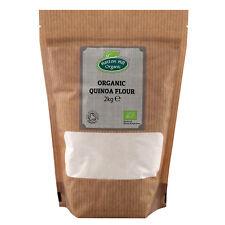 Organic Quinoa Flour 2kg Certified Organic