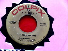 SKYLINERS~ I'LL CLOSE MY EYES~ VG+~ THE DOOR IS STILL OPEN~ COLPIX ~ DOO WOP 45