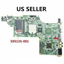 "595135-001 Amd Motherboard for Hp Pavilion Dv6 Dv6-3000 Laptop, Us Loc ""A"""