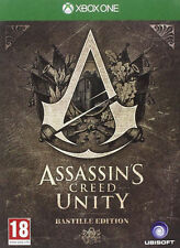 Assassin's Creed Unity STEELBOOK Bastille Edition - XBOX ONE