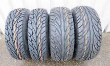 Kymco Mxu500 Duro Scorcher Street Tyres Set 25x8-12 and 25x10-12