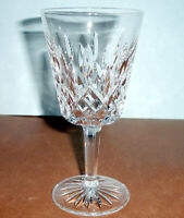 Waterford Crystal Lismore Footed Goblet #6003180200 New in Box