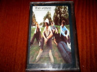 THE VERVE Urban Hymns MADE IN BULGARIA CASSETTE NEW TAPE Bulgarian Edition