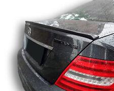 Carbon Painted Rear Spoiler Lip Trunk Fin Lip Spoiler for BMW 7er E38