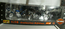 New Maisto 1:18 Harley Davidson Collector Edition Series 6 Sportster Road King
