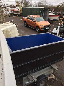 fibreglass insulated koi tank/pond. New bespoke sizes