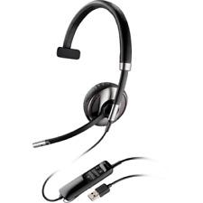 Plantronics Blackwire C710-m Monaural Head-band Black Headset