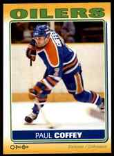 2012-13 O-Pee-Chee Stickers Paul Coffey #S-42