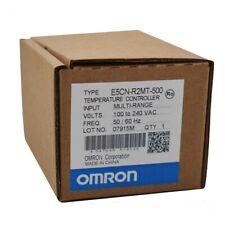 New in box Omron E5Cn-R2Mt-500 Temperature Controller 100-240V E5Cnr2Mt500