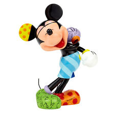 DISNEY by BRITTO Mickey Mouse NEU/OVP 2016 PopArt Lachender Micky Figur 4046356