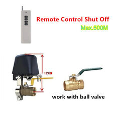 Wireless Remote Control On Off Switch Manipulator Robot Arm for Water Gas Valve