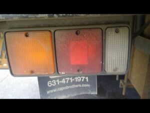 2013 MITSUBISHI FUSO CANTER FE125 LEFT TAIL LIGHT LAMP
