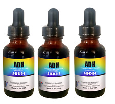 ADH-ABCD For Autism & Attention Deficit Hyperactivity Disorder (3 bottles, 60ml)
