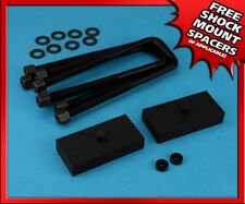 """1"""" Rear Steel Lift Kit For 1995-2004 Toyota Tacoma 2WD 4WD"""