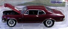 JOHNNY LIGHTNING 69 1969 CHEVY NOVA SS MUSCLE CARS USA CHEVROLET COLLECTIBLE BUR