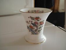 Wedgwood Kutani Crane bone china posy pot EXCELLENT!!