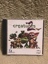 Creatures 2 Cd-Rom Kids Software Computer Game
