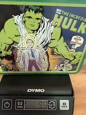 The Incredible Hulk Metal/Tin Lunch Box Marvel The Tin Box Company 1998