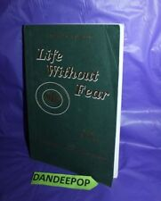 Life Without Fear Chiropractic Philosophy 1987 Collegiate Edition Book Volume V