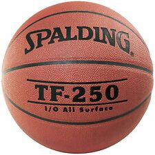 Spalding TF 250 PU Composite Leather Basketball | Free Aus Delivery | Size 6