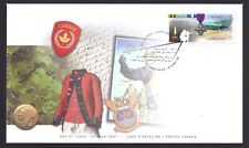 Canada  FDC  # 2108       Canadian War Museum      2005   New Fresh  Unaddressed