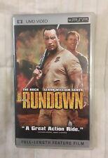 Sony PSP UMD Movie The Rundown