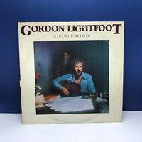 "Vinyl Record LP 12 inch 12"" case vtg 33 Gordon Lightfoot cold shoulder country"