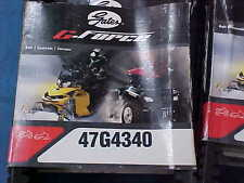 Gates G-Force Drive Belt 47G4340  OEM # 4173001 144-47-441 or XS804 43X4400