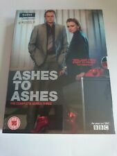 Ashes To Ashes - The Complete Series Three (2010, DVD) 4 Disc BoxSet