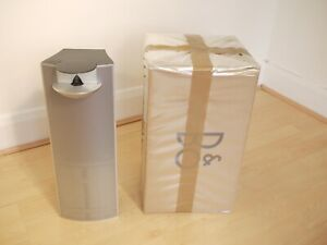 Bang & Olufsen B&O BeoLab 7.4 Centre Speaker - Silver - Original B&O Box!!