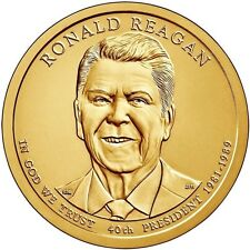 "2016 P Ronald Reagan ""Imperfect Uncirculated"" Presidential Coin (DISCOUNTED!)"
