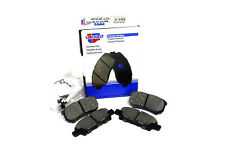 Rear Hardware Brake Pads Sebring, Avenger Caliber, Compass, Patriot & Lancer