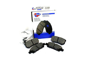 Rear Hardware Brake Pads For Sebring, Avenger Caliber, Compass, Patriot & Lancer