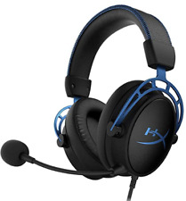 HyperX Cloud Alpha S - Blue Pro Gaming Headset with HyperX Virtual 7.1 Sound