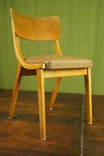 60er Vintage Esszimmer Stuhl Mid-Century Cocktail Sessel Retro Danish 50er