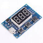 2-Channel 5V PWM Pulse / Square Wave Generator Module 1Hz-150KHz Frequency
