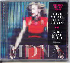 Madonna MDNA CD - Brand New Factory Sealed Edited Version