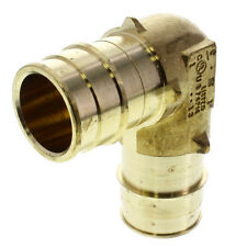 Uponor Wirsbo LF4711000 Propex LF Brass Elbow