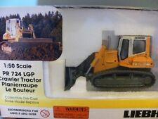 1/50 Norscot Liebherr PR 724 LGP Planierraupe 58001