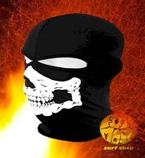 New Skull Snake Eyes Balaclava Black Bike Motorcycle Skiing Full Face Mask