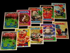 GARBAGE PAIL KIDS - 1988 13th Series Complete Set + Wrapper - 80 Cards VG - OS13