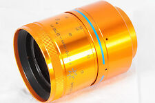 Isco Anamorphic Blue Ultra-Star 2x Cinemascope Lens TESTD Panasonic GH2/3/4 7300